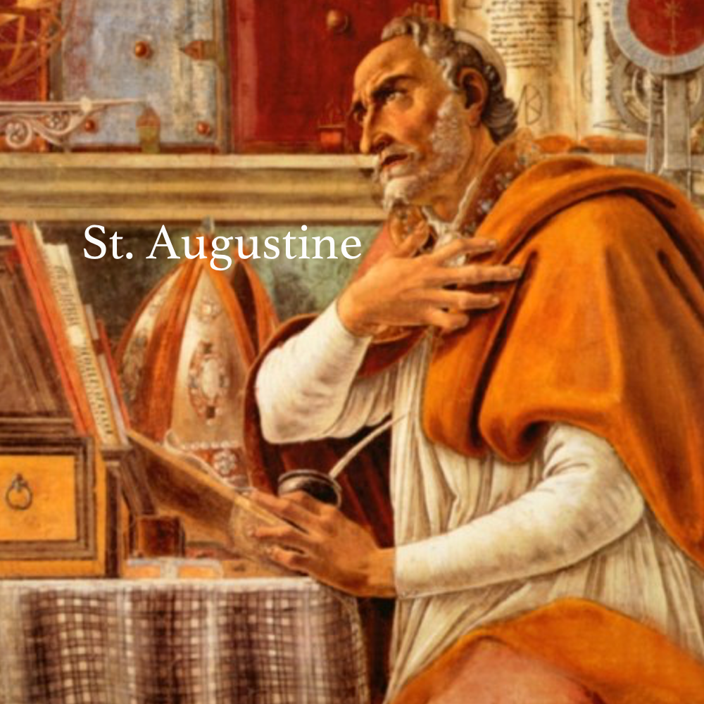 aquinas vs augustine varying views women Augustine's obsession with sex is in one sense an obsession with women, and it is the last obstacle to his full embrace of christianity women in the confessions are only lovers or mothers, and they achieve full worth only when they become chaste — monica as a widow and the concubine as self-avowed celibate.